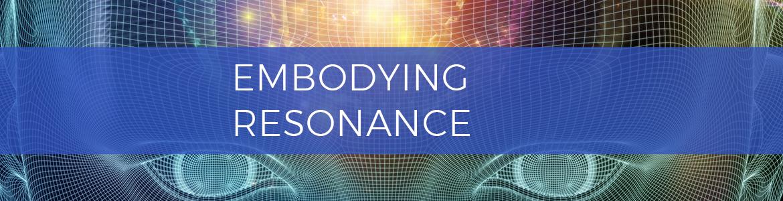 Embodying Resonance Self-Study