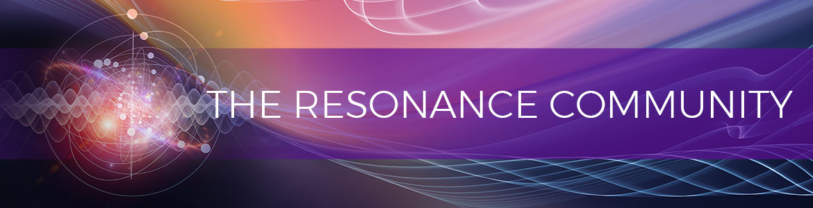 Join the Resonance Community